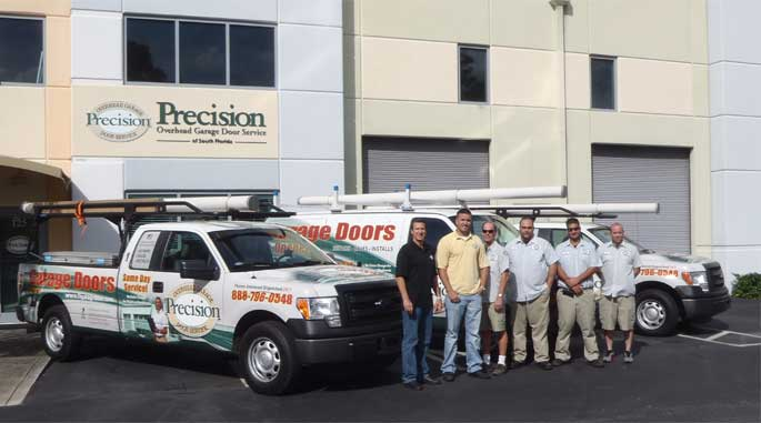 Precision's West Palm Beach Location