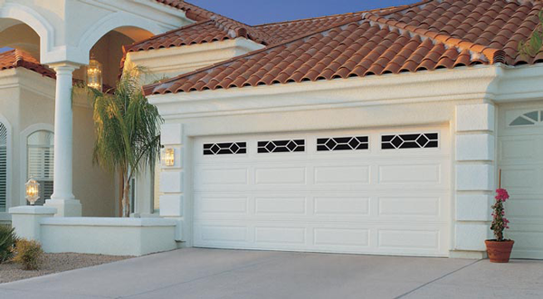Precision garage doors of broward palm beach martin for Drive through garage door