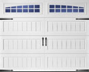 Recessed Panel Carriage Style